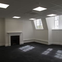 Grade 1 Listed Building Refurbishment, Birmingham:  Office buildings by Gr8 Interiors