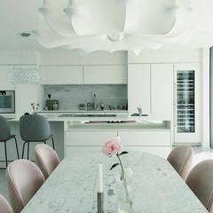 Projekty,  Aneks kuchenny zaprojektowane przez Conceito in Design