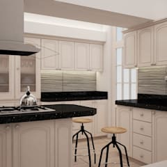 Kitchen units by Spacio5
