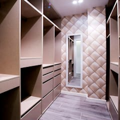 mediterranean Dressing room by NUVART