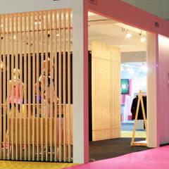 Exhibition centres by Hidràulica Disseny, Scandinavian