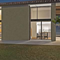 Ristrutturazione Edificio Rurale: Casa di campagna in stile  di Studio di Architettura e Ingegneria Santi