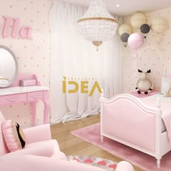 Girls Bedroom by Empolgant Idea