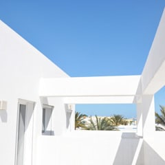 Haciendas de estilo  por B.A-Studio,