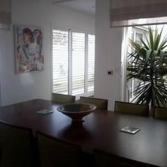 غرفة السفرة تنفيذ B.A-Studio