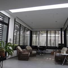 غرفة المعيشة تنفيذ B.A-Studio, بحر أبيض متوسط