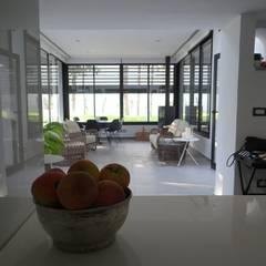 الممر والمدخل تنفيذ B.A-Studio, بحر أبيض متوسط