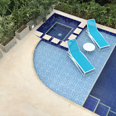 Arquitectos y Entorno S.A.S의  수영장