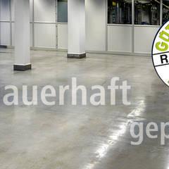 CHINOLITH Industriefußböden:  Geschäftsräume & Stores von A. Chini GmbH & CO.KG Fußbodenbau