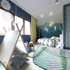 Boys Bedroom by Totius Studio