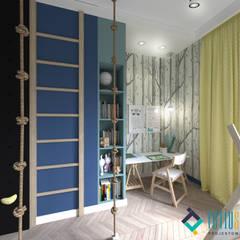 Pokój Chłopca-Totius Studio: styl , w kategorii Pokój dla chłopca zaprojektowany przez Totius Studio