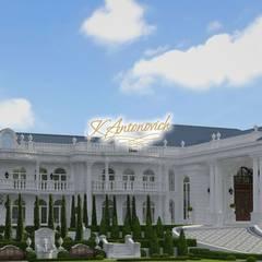 Classic style houses by Luxury Antonovich Design Classic