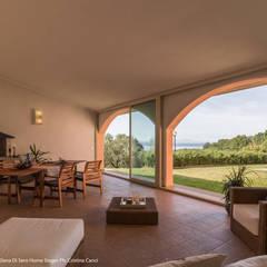بيت زجاجي تنفيذ Sapere di Casa - Architetto Elena Di Sero Home Stager