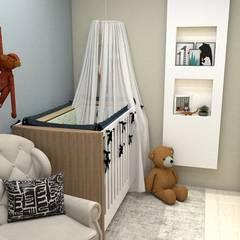 Dormitorios de bebé de estilo  por MattesGarcia ,