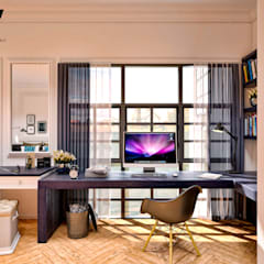 Study/office by w.interiorstudio