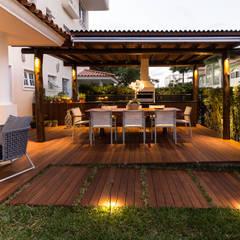 Patios & Decks by branco arquitetura