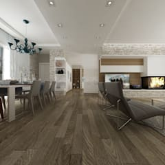 Salas / recibidores de estilo  por De Vivo Home Design, Mediterráneo