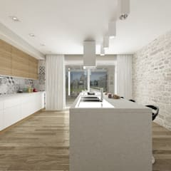 Kitchen by De Vivo Home Design, Mediterranean