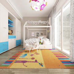 Quarto infantil  por De Vivo Home Design