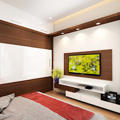 Master Bedroom: Bedroom By The Inside Stories   By Minal