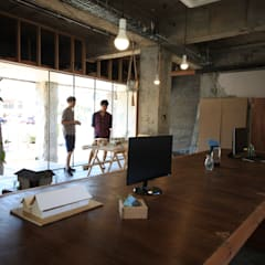 Nozaki Plan: の ざ き 設 計が手掛けたオフィススペース&店です。