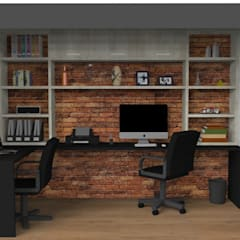 Study/office by 3D Arquitetura