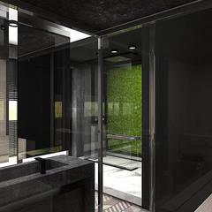 ON THE RIGHT TRACK | II | Wnętrza domu: styl nowoczesne, w kategorii Spa zaprojektowany przez ARTDESIGN architektura wnętrz