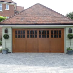 مرآب~ كراج تنفيذ Wessex Garage Doors