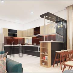 BẾP:  Nhà bếp by DCOR