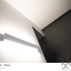 BD House: Pareti in stile  di DOME studio