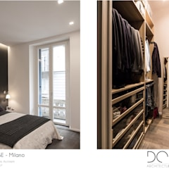 Dressing room by DOME studio