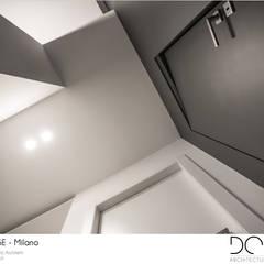 BD House: Porte in stile  di DOME studio