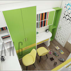 Nursery/kid's room by DCOR