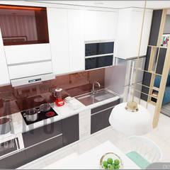 Nhà bếp:  Nhà bếp by DCOR