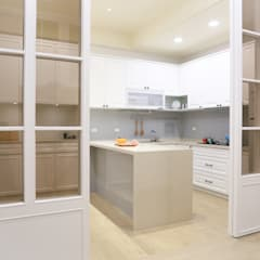 Kitchen units by homify, Country