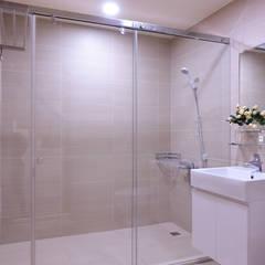 ห้องน้ำ by 水木空間設計