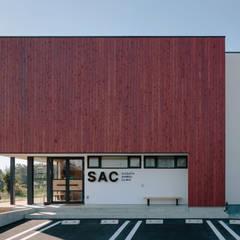 منزل خشبي تنفيذ *studio LOOP 建築設計事務所