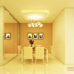 Commercial Spaces by Kredenza Interior Studios, Country