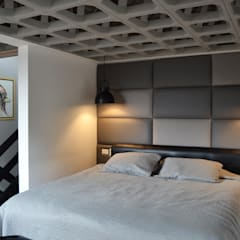 APARTAMENTO CIRCUNVALAR: Habitaciones de estilo  por santiago dussan architecture & Interior design