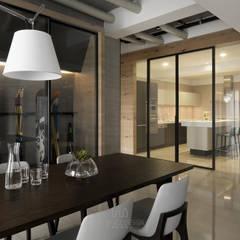 ห้องทานข้าว by Ho.space design 和薪室內裝修設計有限公司