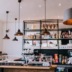 Bistro La Vie - Theke und Bar:  Gastronomie von Wagner Möbel Manufaktur