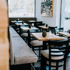 Bistro La Vie - Restaurant:  Gastronomie von Wagner Möbel Manufaktur