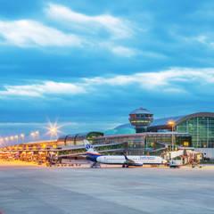 สนามบิน by Hazan Mimarlık