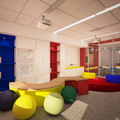 مدارس تنفيذ dal design office, حداثي