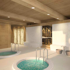 country Spa by ARCHDUET&DA