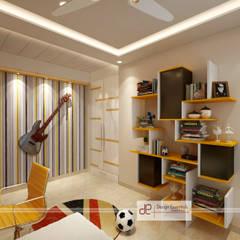 Habitaciones para niños de estilo  por Design Essentials