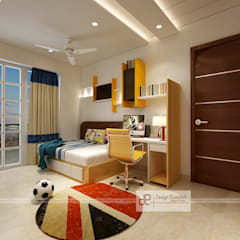 Boys Bedroom توسطDesign Essentials, مدرن