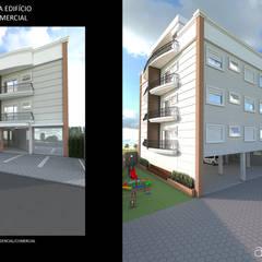 Projeto 1623: Condomínios  por Archibox Arquitetura