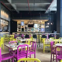 Restaurante en Bogota: Locales gastronómicos de estilo  por Ecologik