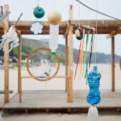 アート・ビーチ・久慈浜 Art Beach KUJIHAMA: 千田建築設計が手掛けたイベント会場です。